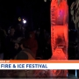 Fire and Ice festival kicks off in Lancaster