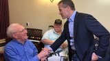 Greitens visits Mexico Veterans Home following release of investigative report