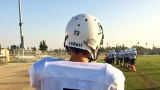 Football helmet stickers will honor Tehachapi student
