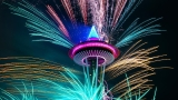 Photos: 55 Gorgeous Space Needle pics for 55 years standing tall over Seattle