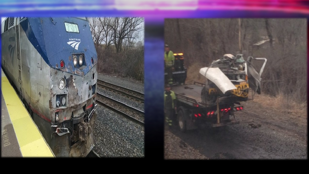 police identify driver killed in collision with amtrak train wstm. Black Bedroom Furniture Sets. Home Design Ideas