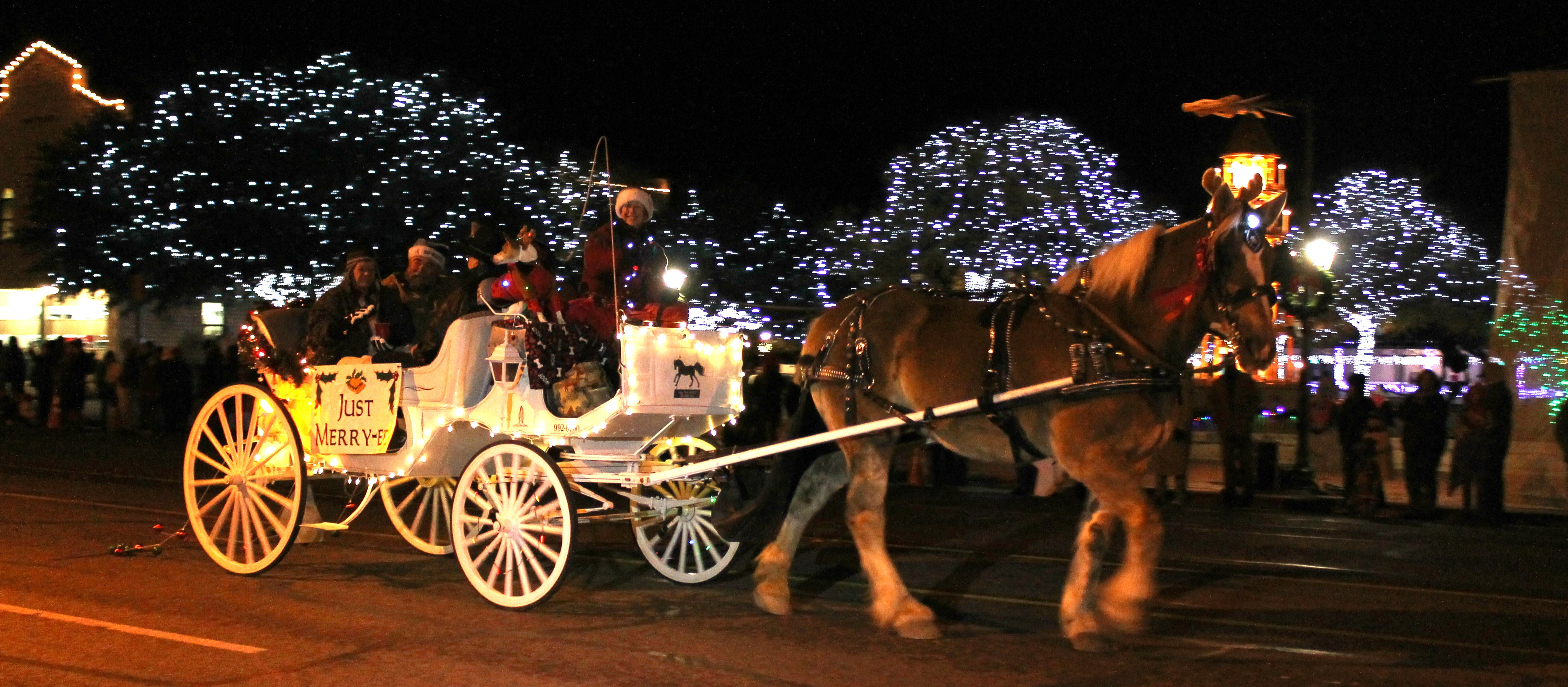 Did you miss the Fredericksburg Christmas Parade? Watch it here ...
