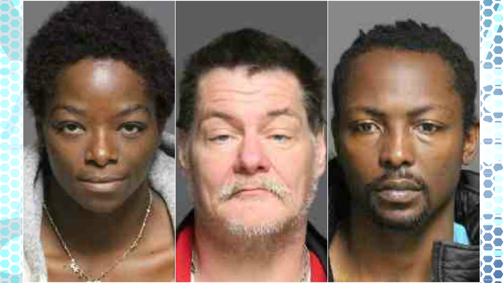 oneida co trio accused of stealing over 500 worth of meat other items from walmart