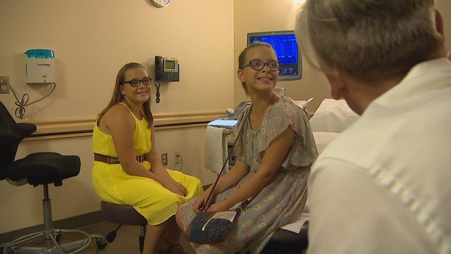 Twins return to Kirkland to meet doctor who saved their lives