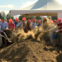Logos Public Charter School breaks ground on new school building