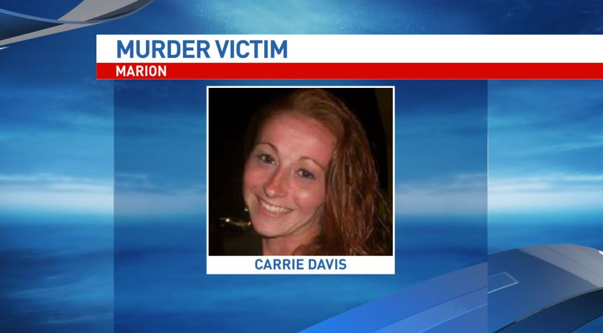 A criminal complaint says Gregory Davis told police that he stabbed and killed Carrie Renee Davis about four to five days before her body was found.<p></p>