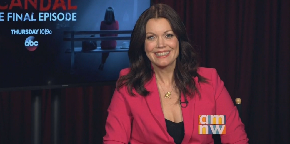 "Bellamy Young on the Series Finale of ""Scandal"""