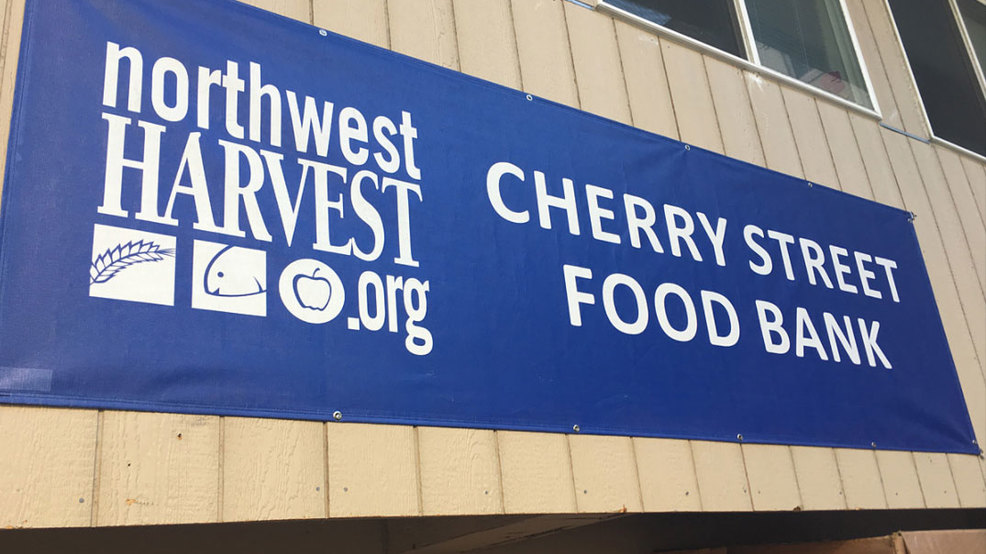 Cherry Hill Food Bank Seattle