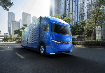 Electric trucks emerging but still have a long haul
