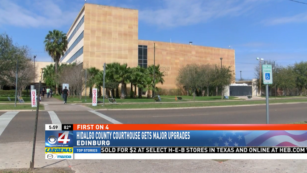 Hidalgo County Selects Construction Manager For New 150 Million Courthouse