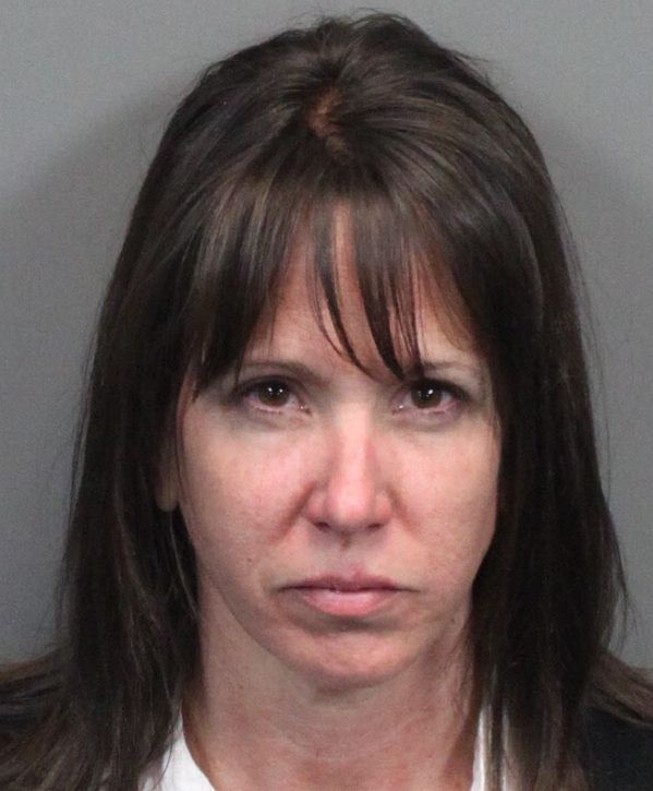 Kathleen Ann Griffin, 43, was arrested in connection with an illegal prescription drug distribution case, according to the U.S. Attorney for the district of Nevada (Photo: Washoe County Jail)