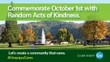 #UmpquaCares campaign promotes acts of kindness 1 year after shooting