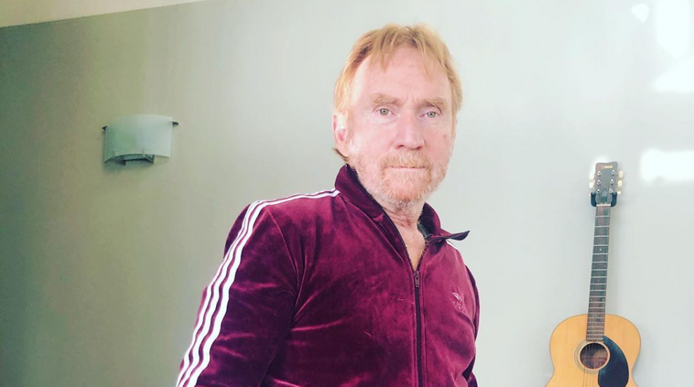 Now bonaduce is where danny Where is