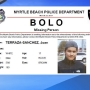 Myrtle Beach police ask for help finding missing teen boy