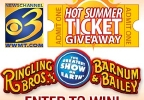 HOT SUMMER TICKET GIVEAWAY-RINGLING BROS CIRCUS