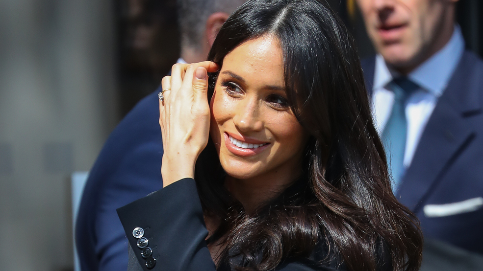 pics Meghan Markle will honor Princess Diana in a major way at her wedding
