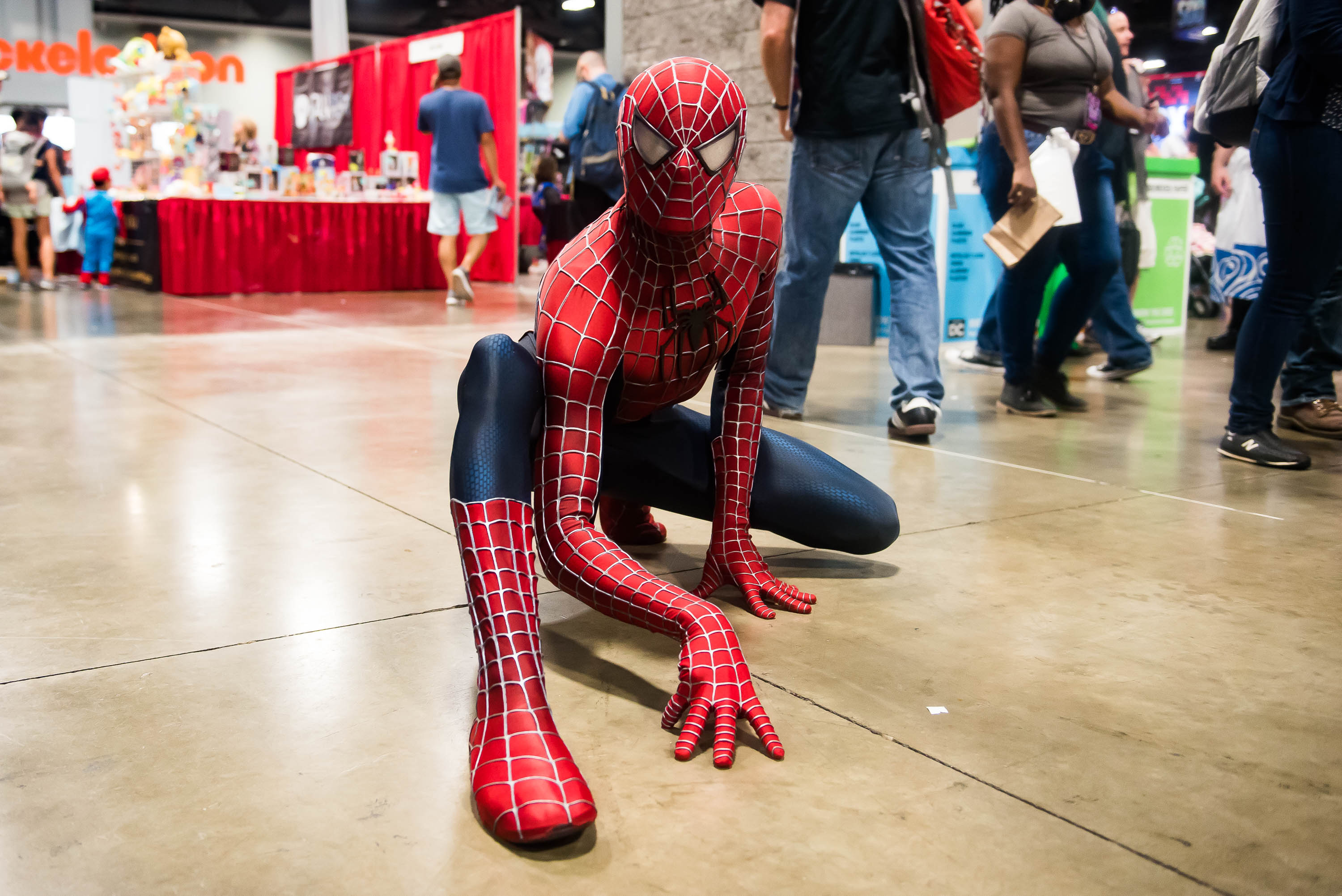 Time to let your inner-nerd out at the 7th annual Awesome Con. (Image: Joy Asico)