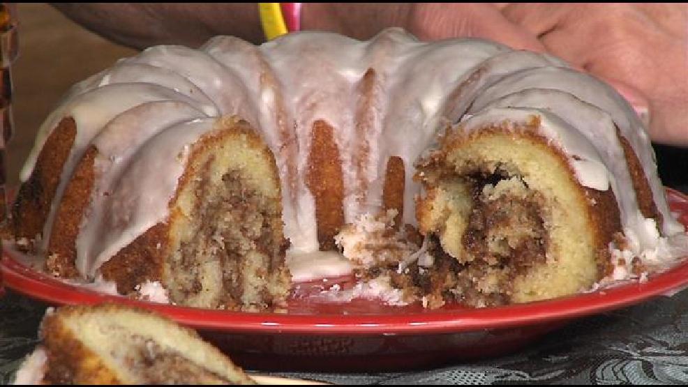 Honey Bun Cake Frosting