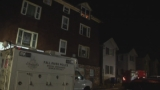 Crews investigate Fall River apartment fire