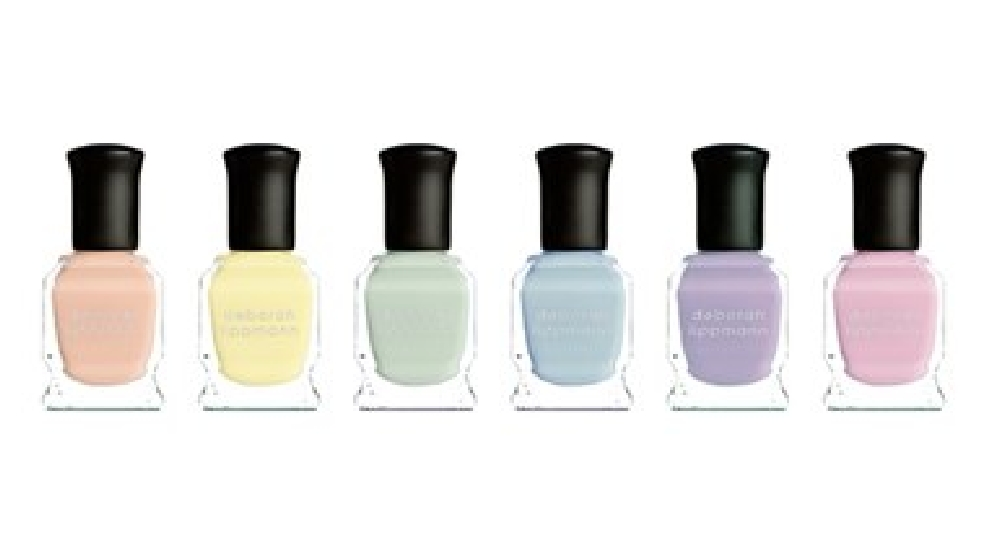 5 best nail polish shades for spring