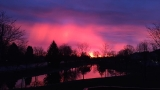 GALLERY: Stunning sunrise on the first day of Spring