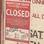 Kern County Public Health Department closes down China Palace restaurant
