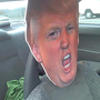 Trooper trips up Trump-transporting carpool lane cheater