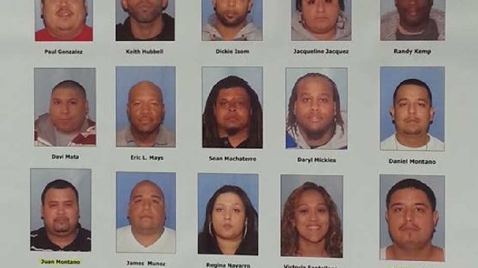 Dozens in Toledo facing federal drug trafficking charges | WNWO