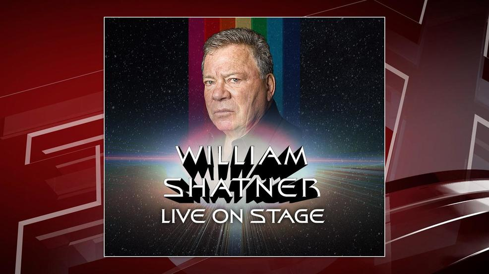 William Shatner cancels upcoming Weidner Center show