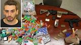 Man Arrested in NW Baltimore Business with Guns, Drug Packaging Materials