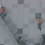 Rescue underway after scaffolding collapses in South Florida