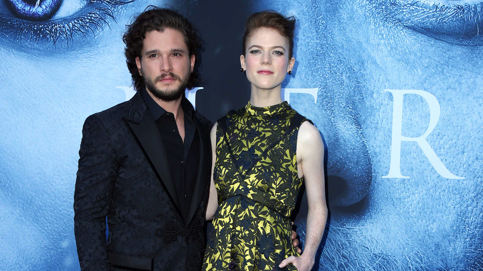 Gallery: 'Game of Thrones' stars attend season 7 premiere