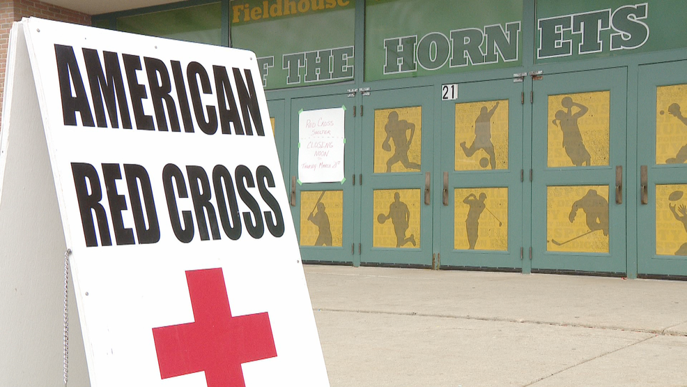 Green Bay's temporary shelter for flooding victims is closing