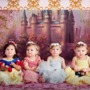 Viral Disney princesses reunite for their 1st birthday