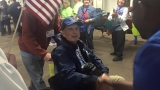 The trip of a lifetime: Veterans take Honor Flight to Washington