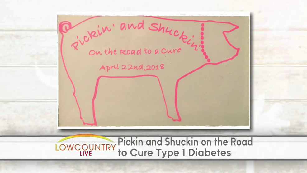Pickin and Shuckin on the Road to Cure Type 1 Diabetes | WCIV