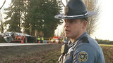 State trooper shot by suspect: 'We believe at this time his ballistic vest saved his life'