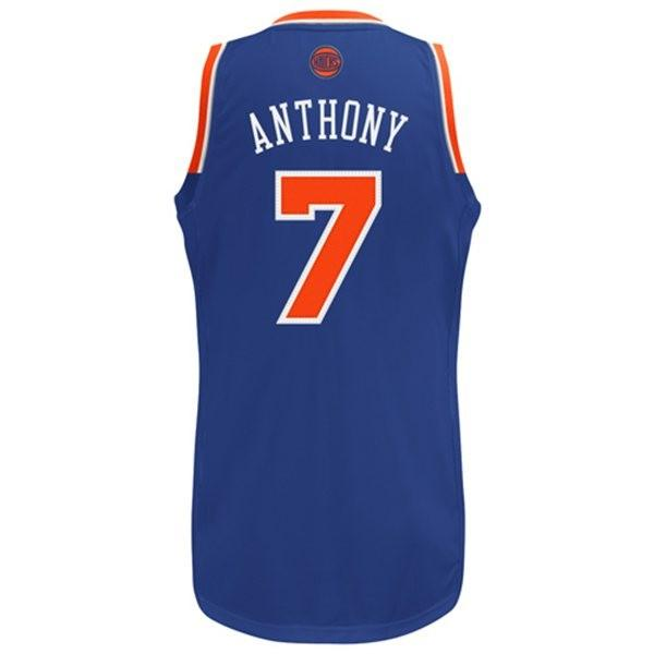 Carmelo Anthony will forever be linked to LeBron James for the 1-2 draft order in the 2003 NBA draft. Melo though, remains behind LeBron in Jersey sales.