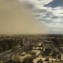 Worst over for thunderstorm that created dusty mess in Bakersfield