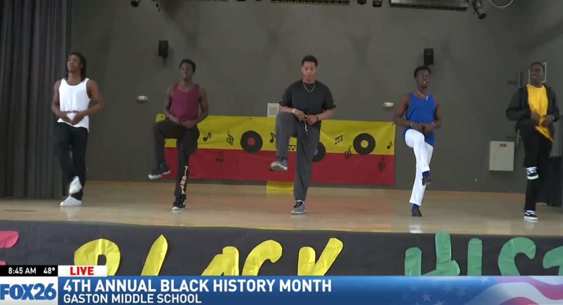 Jim previews Black History Month celebrations