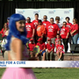 300 walk to support fight against Chron's and Colitis at Sunset Park