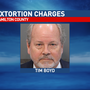 Hamilton Co. commissioner indicted on extortion charges, booked, released Wednesday