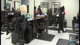 Hutchings College and Career Academy opens Salon 360, allows students to learn hands-on