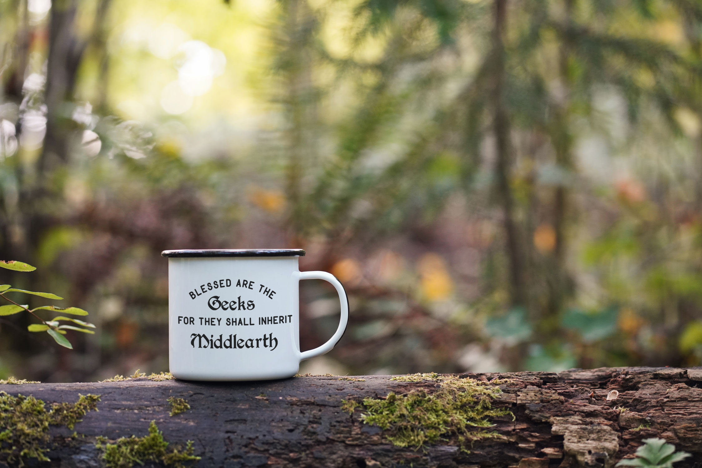 Tacoma based Enamel Co. creates cute mugs and dishes featuring funny PUNNY sayings. (Photo: Enamel Co.)