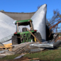 Family's farm suffers extensive damage after tornado in Mount Airy