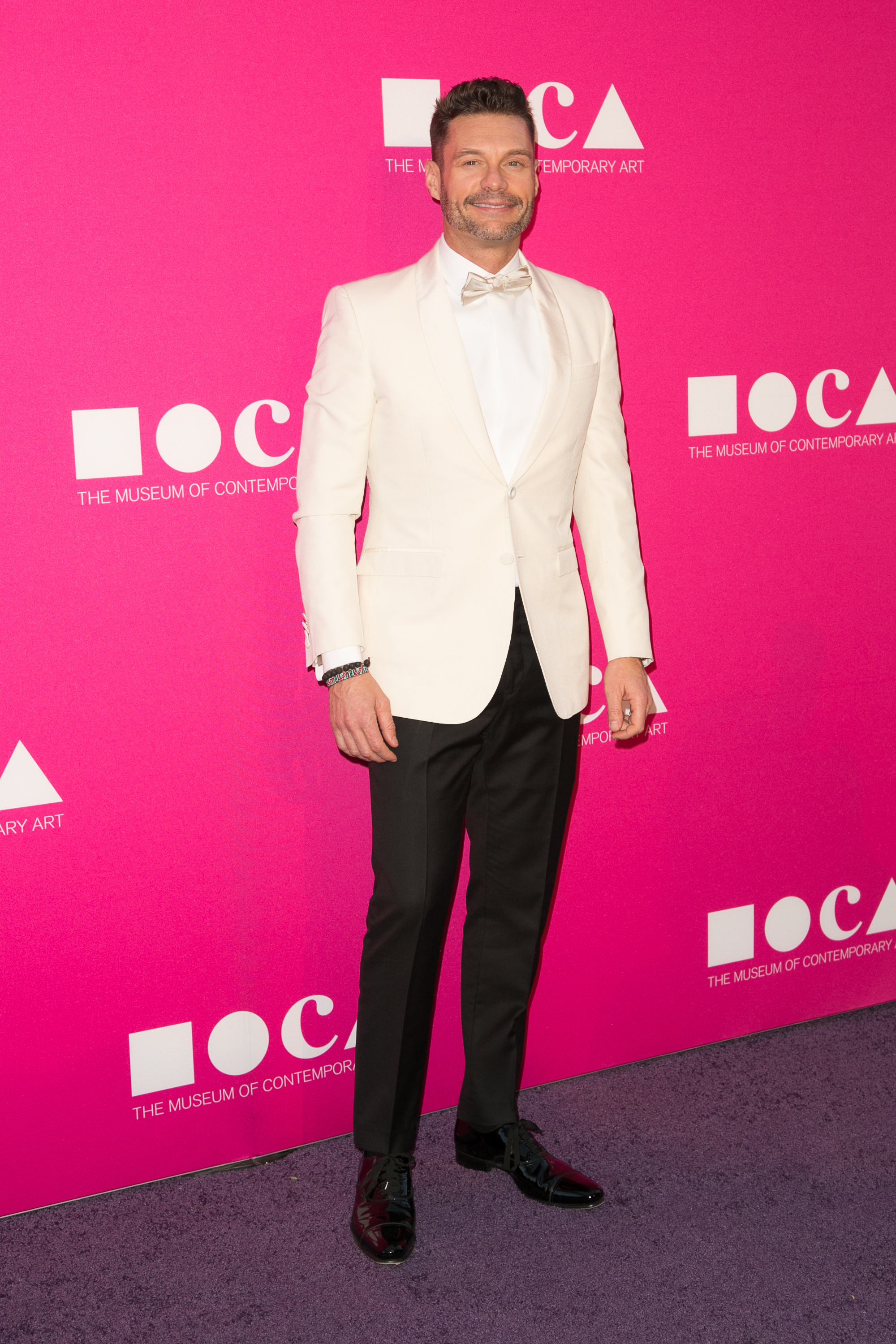 Celebrities attend MOCA Gala 2017 honoring Jeff Koons at The Geffen Contemporary at MOCA.                                    Featuring: Ryan Seacrest                  Where: Los Angeles, California, United States                  When: 30 Apr 2017                  Credit: Brian To/WENN.com