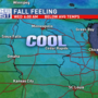 Near-record low temperatures possible tonight
