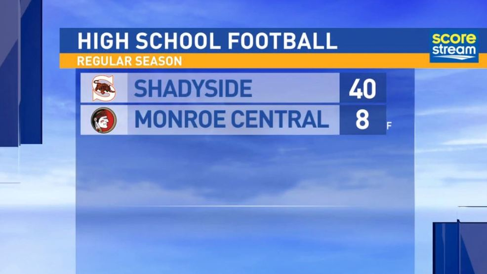 9.1.17 Highlights: Shadyside at Monroe Central