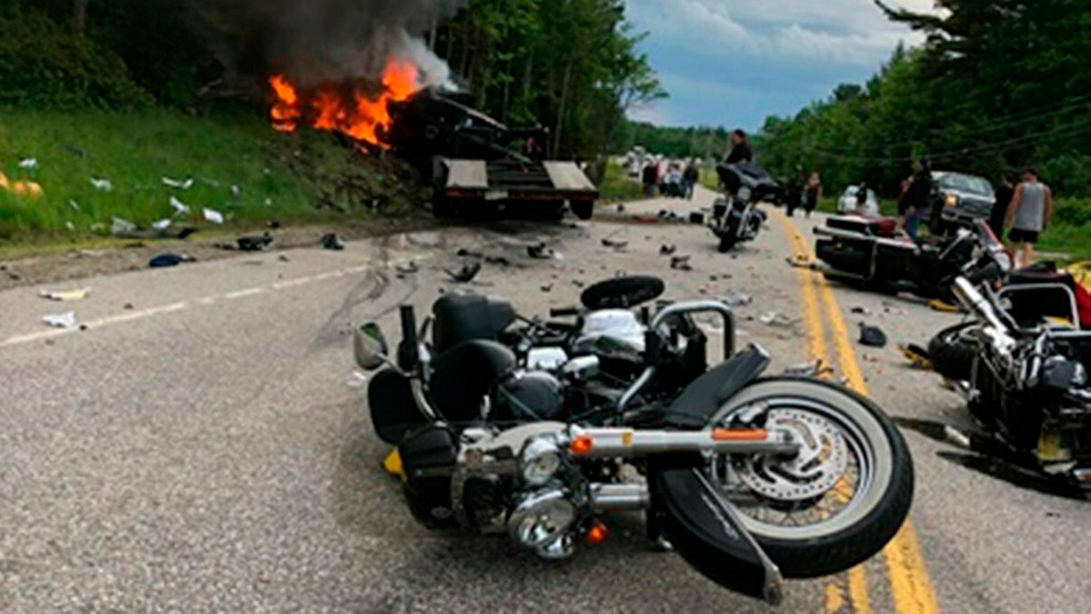 Truck driver indicted on 23 counts in motorcyclist deaths