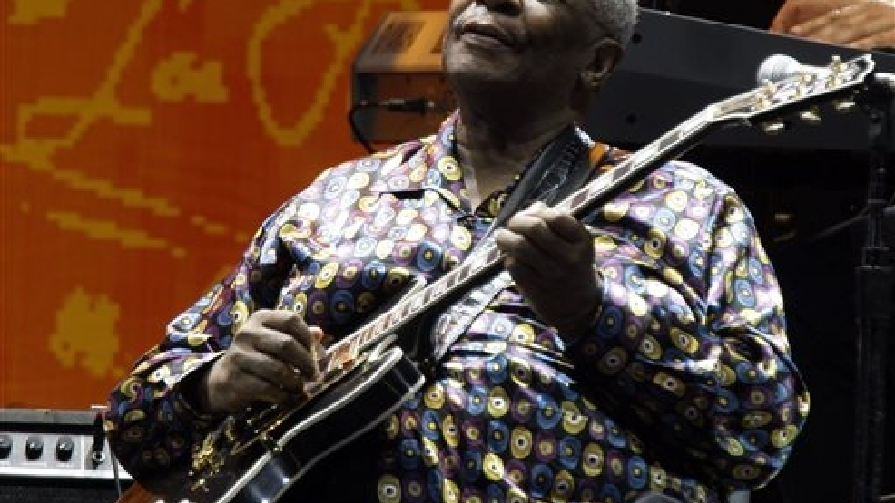 The Thrill Is Gone Bb King Dead At 89 Wpde